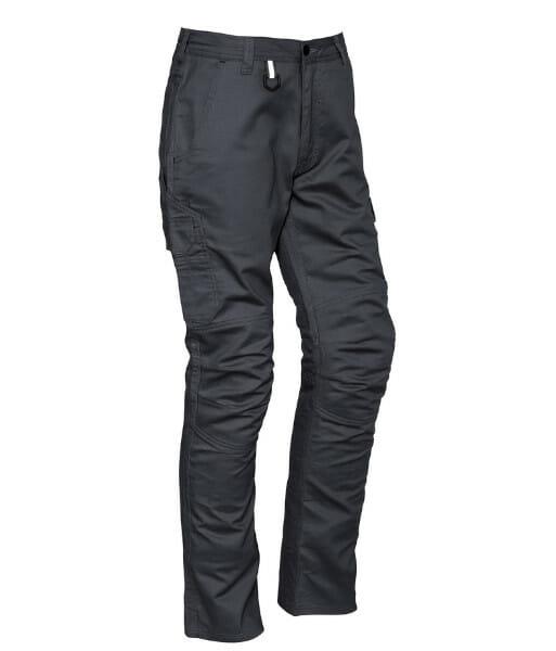 ZP504S black pant side front