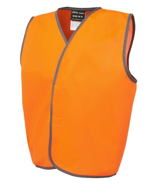6HVSU orange side front