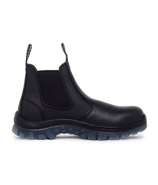 Mack Tradie Slip On Safety Boot, Sizes 4 to 16