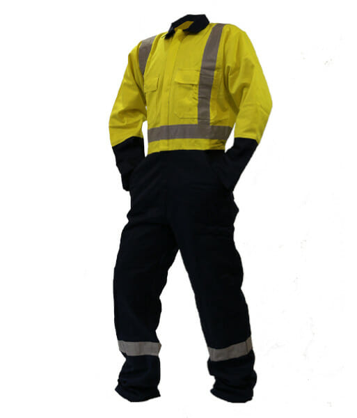 820020 yellow navy side front