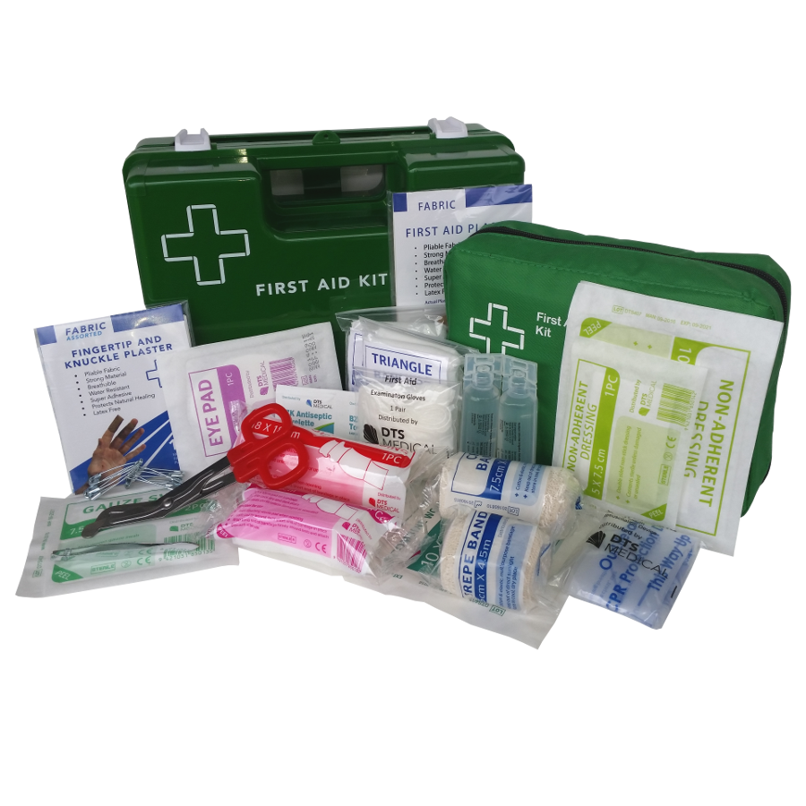 workplace 1-5 person first aid kit