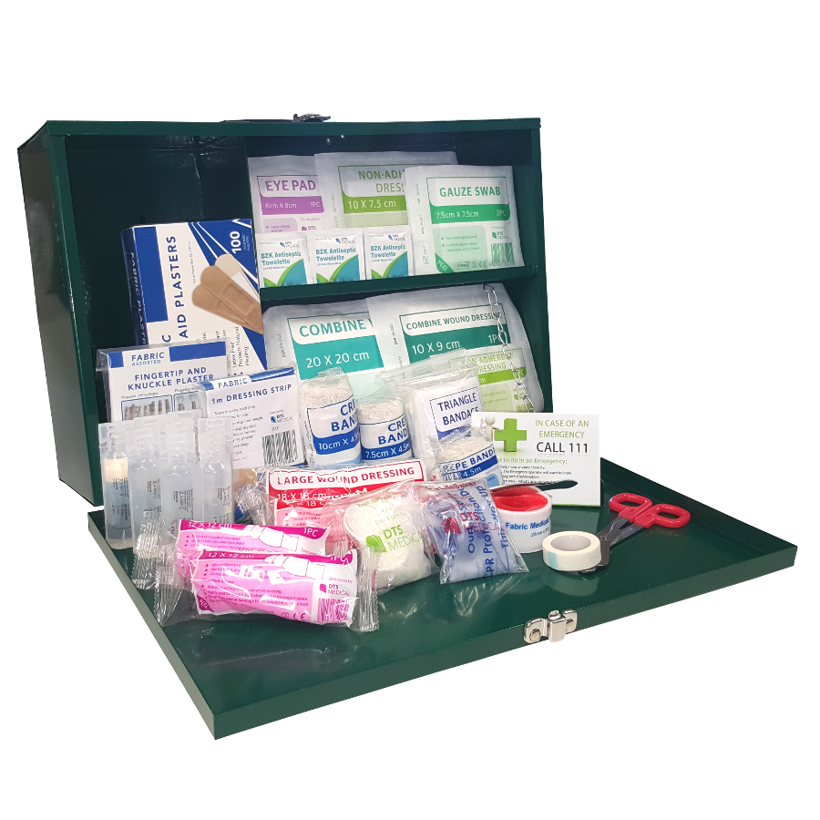workplace 1 to 50 landscape first aid kit
