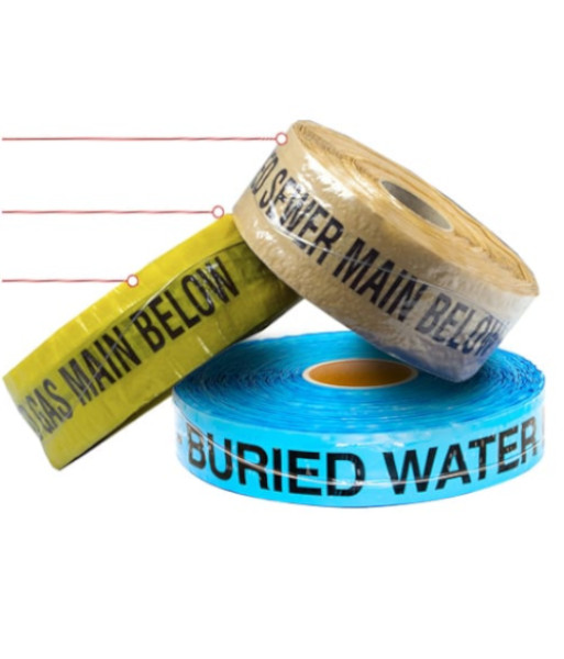 SI-DW detectable tape